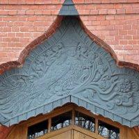 Коренной обитатель славянского рая-  птица Сирин :: Александр Запыленов