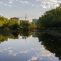 Река Битевка :: Евгений Мельников