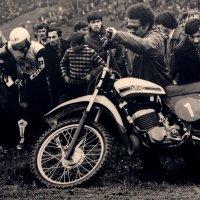 Мотокросс во Львове /70 - е годы / :: Цветков Виктор Васильевич