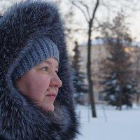 Прогулка :: Карина Гурьянова