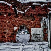 Взгляд из старого магазина :: Светлана Игнатьева