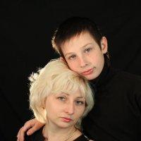 мама и сын :: Александр Яковлев  (Саша)