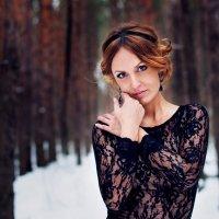 Зимний портрет :: Татьяна Зуева