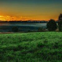 Первые секунды восхода. :: Andrei Dolzhenko