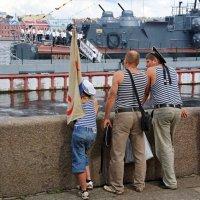 Моряки :: Наталия Короткова