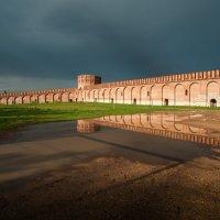 Крепостная стена :: Алексей Иванов