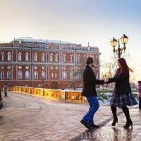 Танцы на морозе :: Виктория Гаман