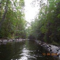 Канальная система озёр на Соловецких островах.2013г :: Мила