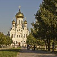 Православный Троице-Владимирский собор в Новосибирске :: Елена Черненко