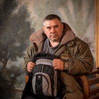 Присесть на дорожку... :: Влад Никишин
