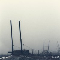 Мост в туман... :: Касим