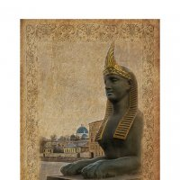 Сфинкс на Египетском мосту :: Марина Павлова