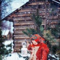 Свет в моей руке.... :: Наташа Родионова