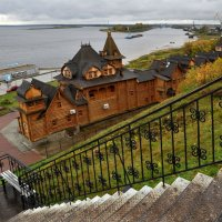 К берегу спустилась Осень - со своим календарём :: Ирина Данилова