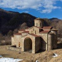 Северный Зеленчукский храм (Х век) :: Vadim77755 Коркин