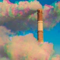 Цветной дым :: Олег Загорулько