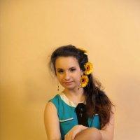 Devochka-cvetok :: Julia