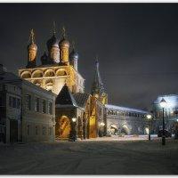 О старой Москве :: Александр Назаров