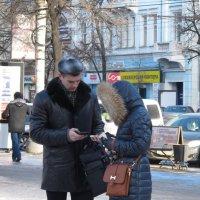 Позвони мне, позвони. :: Надежда Ивашкина