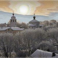Вятка. Трифонов монастырь :: Владимир Белозеров