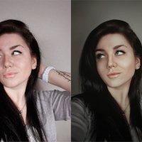 кокетливый портрет :: Veronika G