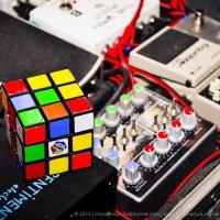 Кубик Рубика :: Александр Фей