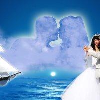 Танец в облаках :: Александр Фищев