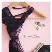 Valentine's postcard :: Olga Gladkova