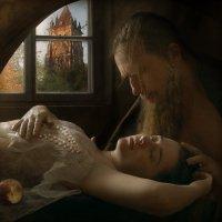 И будет вечно длиться сон пока колдун в нее влюблен... :: epsilon-delta N