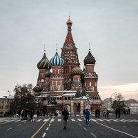 Храм Василия Блаженного :: Павел Белоус