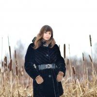 Портрет Илоны Жуковой :: Женя Рыжов