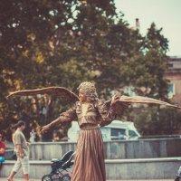 Живые статуи :: Виталий Любицкий