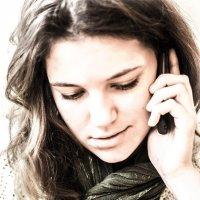 сколько можно говорить по телефону!) :: Анастасия Остапчук
