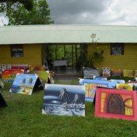 Картины на продажу в Доминикане :: Александр Карапунарлы