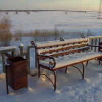 два скамейка.. :: Ольга