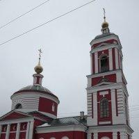 Церковь Николая Чудотворца :: esadesign Егерев