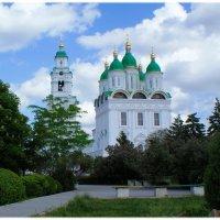 Успенский собор Астраханского Кремля :: Иван Миронов