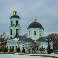Храм иконы Божией Матери «Живоносный Источник» (Царицыно) :: Сергей Басов