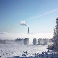 Как корабль в туманном море... :: Наталья Юрова