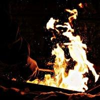 Языки пламени :: Светлана Колчина
