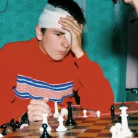 Победитель турнира по шахматам. :: Вячеслав
