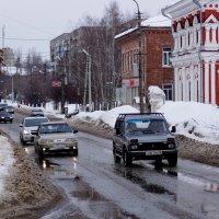 Февральская оттепель :: Алексей Golovchenko