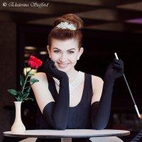 Audrey Hepburn 1 :: Ekaterina Stafford