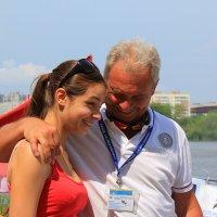 Разговор с дочкой! :: Алёна Алексеева