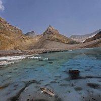 Озеро в кратере :: Alexander Pavlov
