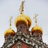 церковь вознесения в кадашах :: Александр Шурпаков