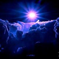 Восход Синей звезды :: Рашид Рахимов