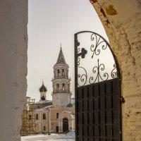 г. Торжок Борисоглебский мужской монастырь :: Александр Шипов