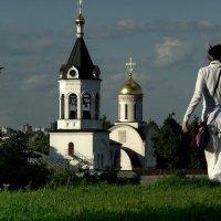 Вечерняя встреча! :: Владимир Шошин