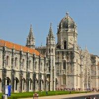 Монастырь Жеронимуш. Лиссабон :: Инна Аксенова